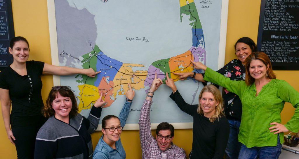 Cape Cod, MA - near small business accelerator - entrepreneurship training - mentorship