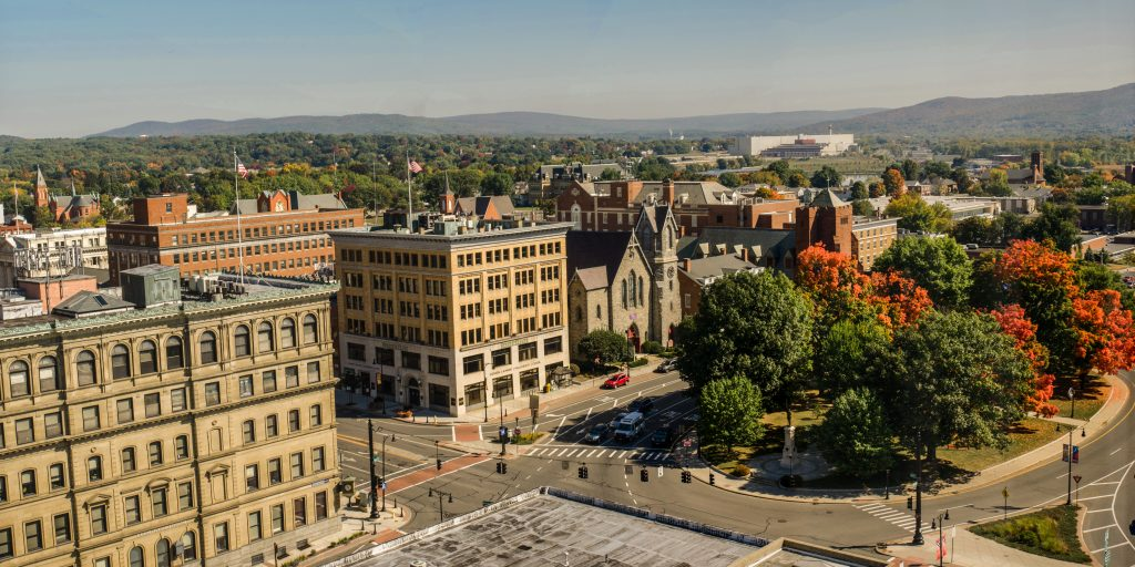 Pittsfield in Berkshire County, MA - near small business accelerator - entrepreneurship training - mentorship