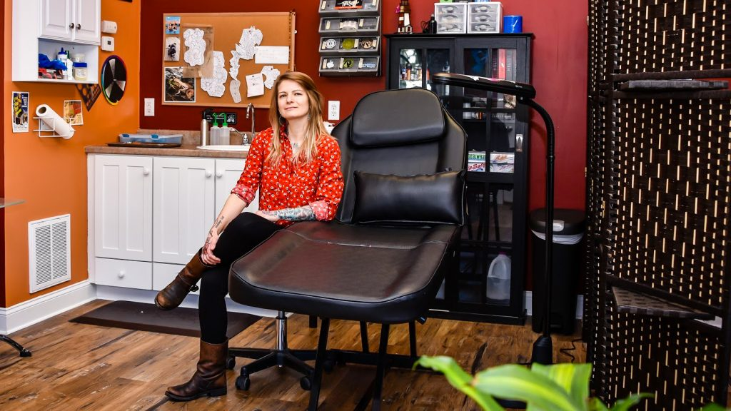 rivers to roads tattoo entrepreneur stories